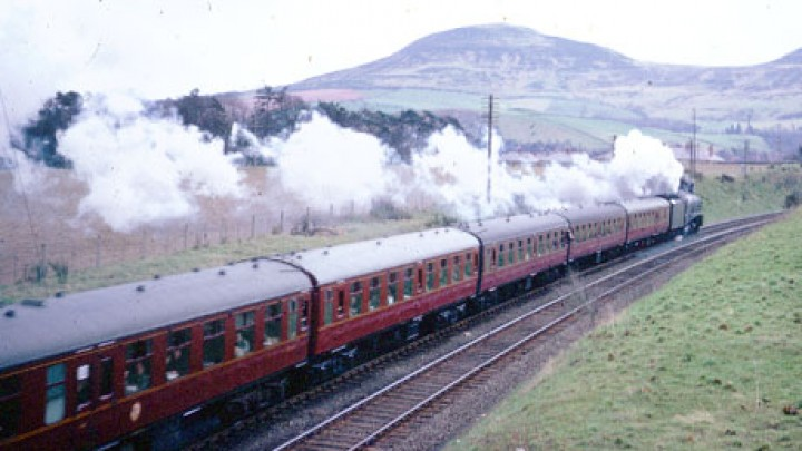 The Scottish Boarders railway route will reopen in 2015