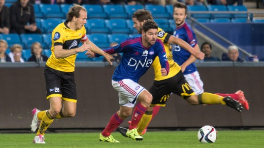 Vålerenga v IK Start
